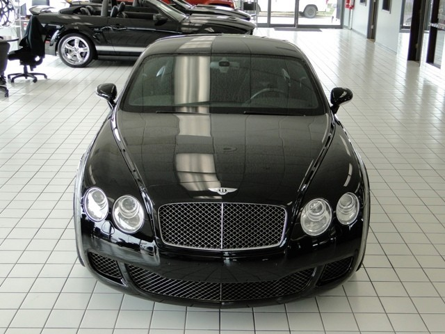 2008 Bentley Continental GT SPEED CO