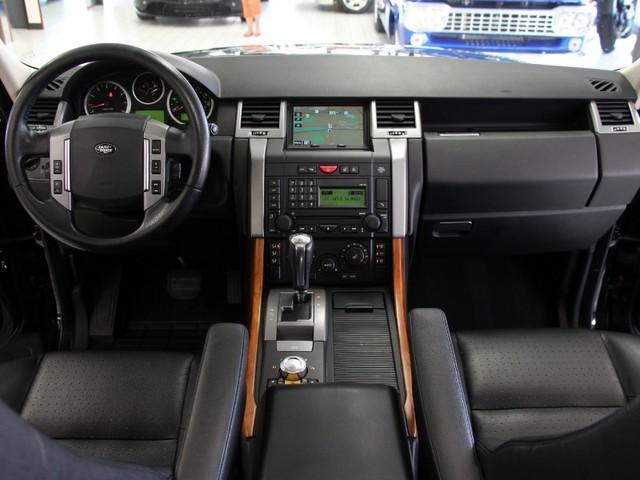 2008 Land Rover Range Rover Sport Su