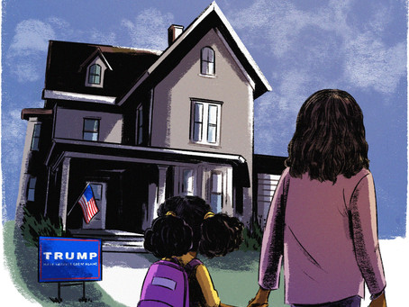 Opinion:  The Heartbreak of Raising a Black Daughter in a Red State
