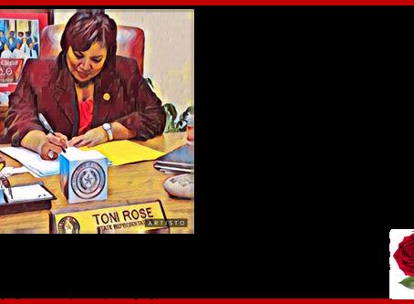 State Representative Toni Rose Elected to Texas House Democratic Leadership