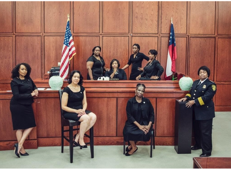 An innovative approach to criminal justice reform: Put black women in charge