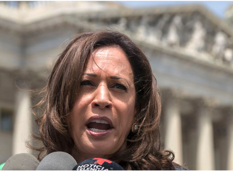 Sen. Kamala Harris: Black women deserve bigger role in Democratic politics