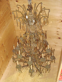 Chandelier Packing & Shipping