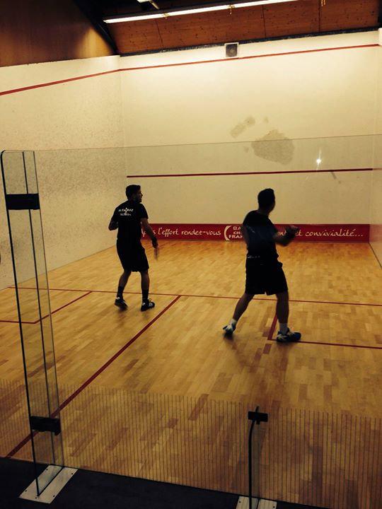 Squash 1h