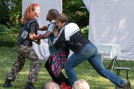 Romeo and Juliet (Mercutio)