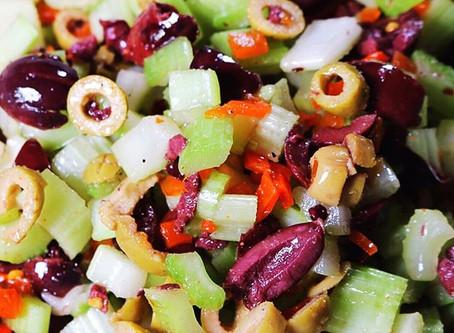 Ms. Gina's Italian Olive Salad 🥗