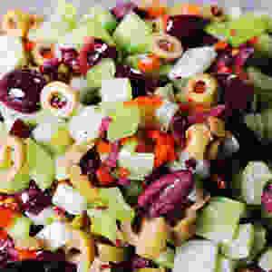Ms. Gina's Italian Olive Salad