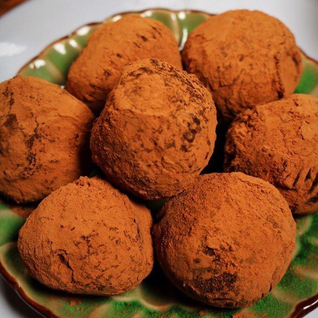 Chocolate Truffles🍫