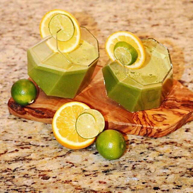 Celery Ginger Limeade