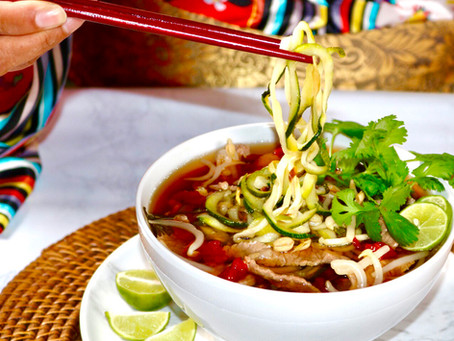 Beef Pho Bowl -Low Carb
