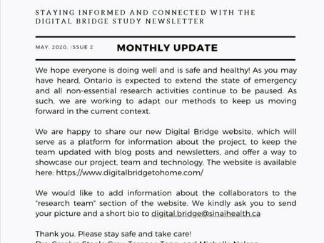 Views from the Digital Bridge: May 2020 Updates