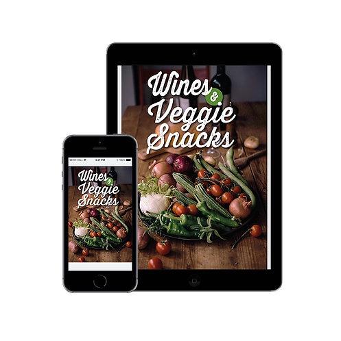 Wines & Veggie Snacks