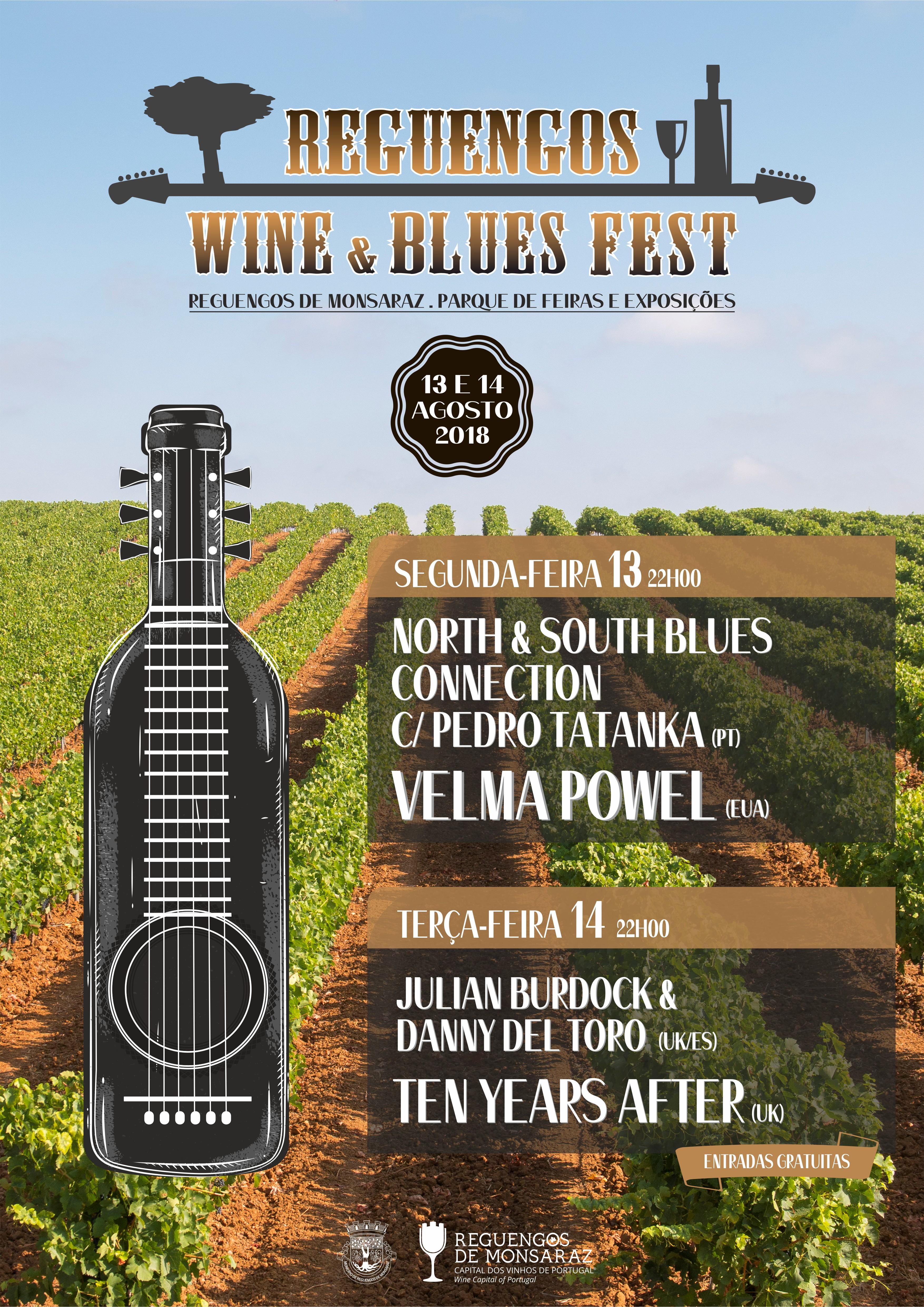 wine  blues festival