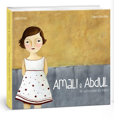 Amali e Abdul do Outro Lado do Muro