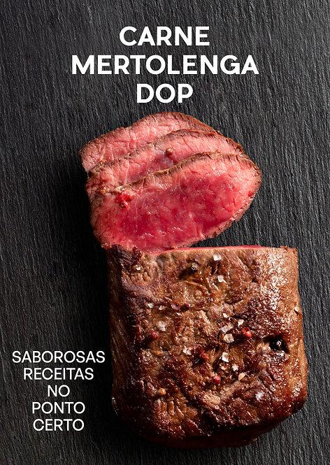 Carne Mertolenga DOP -Deliciosas Receitas no Ponto Certo