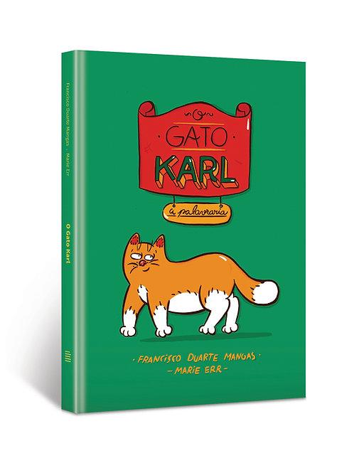 O Gato Karl - A Palavraria