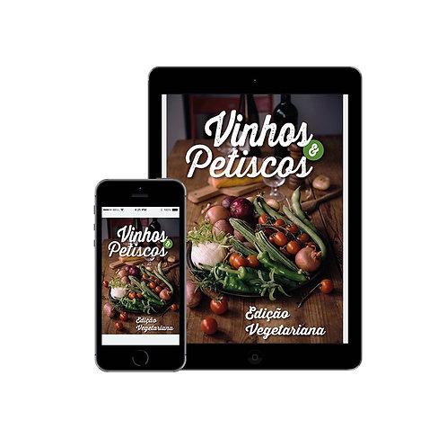 Vinhos & Petiscos - Edição Vegetariana