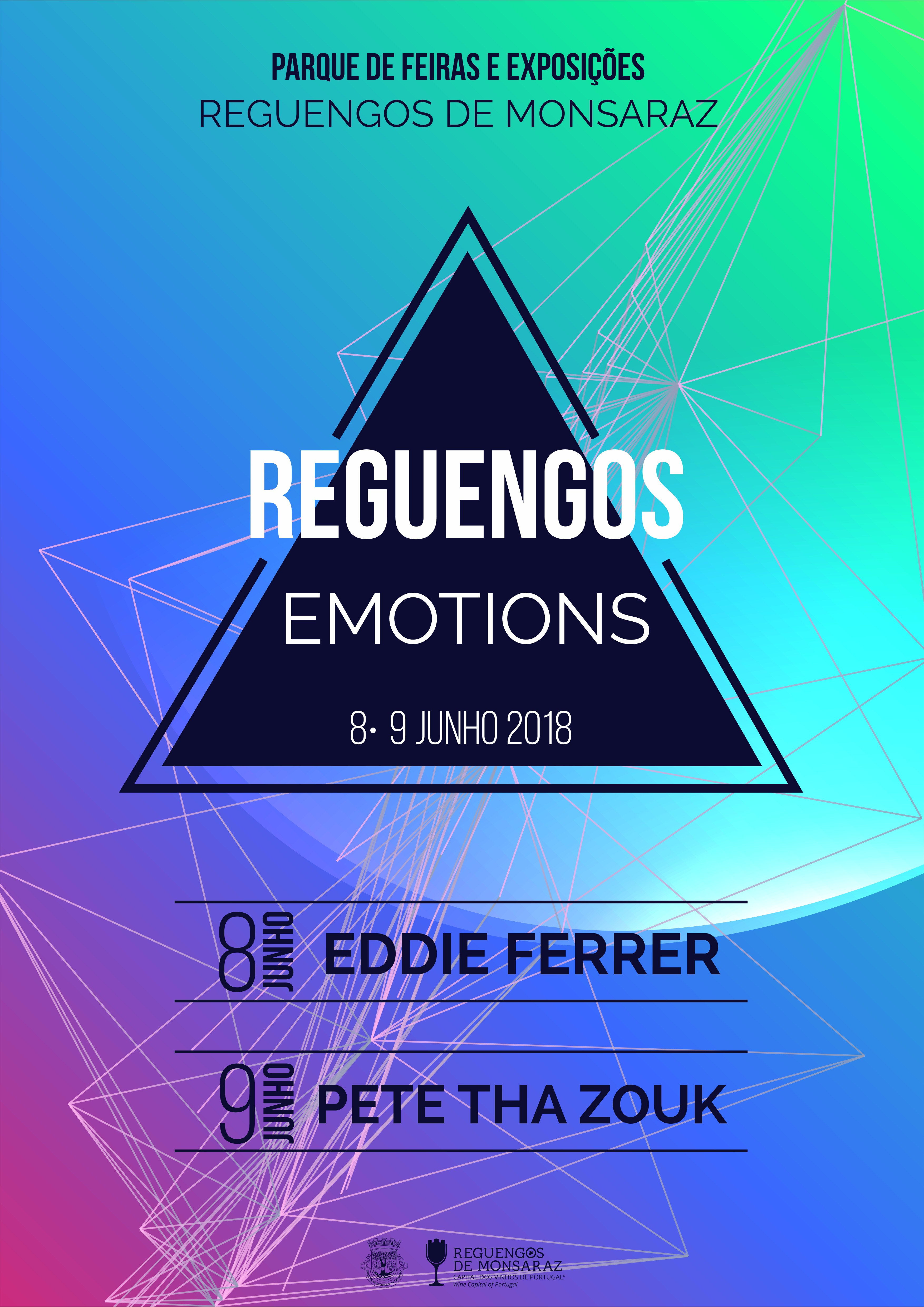 reguengos emotions - cartaz