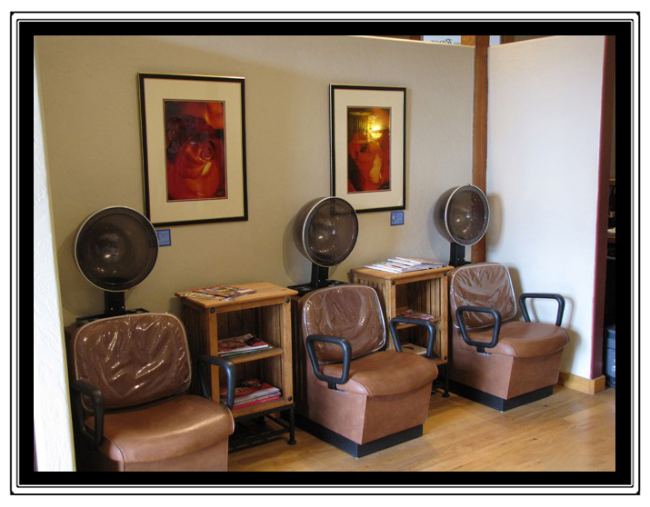 hair salon and spa