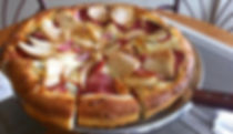 The Vomero Pizza with Hot Capicola added