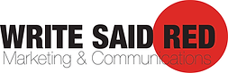 Write Said Red Logo