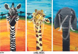 The Long Necks