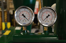 Conveyair Grain Vacs Vacuum and Pressure Gauges