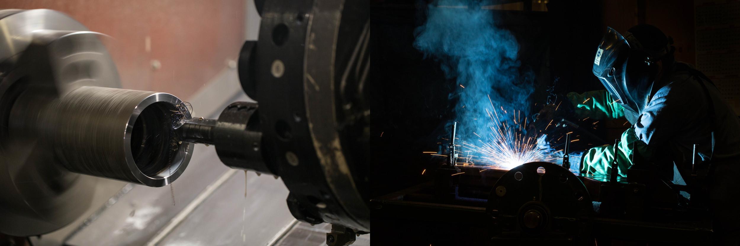 Custom Manufacturing and Machining | Thor Manufacturing | Canada