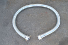 Steel flex hose