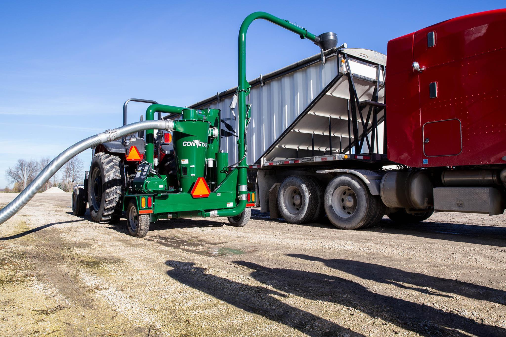 Conveyair | Grain Vac | Grain Handling