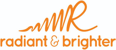 Radiant and Brighter Logo