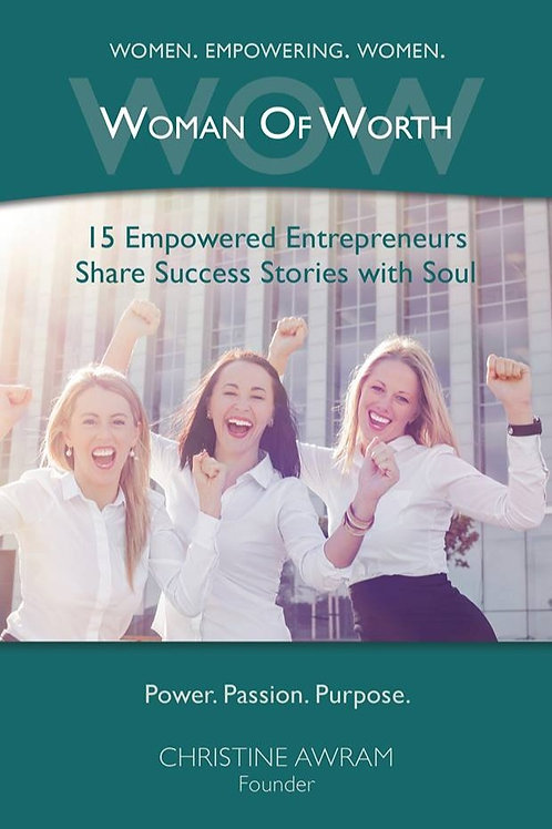15 Empowered Entrepreneurs Share Success Stories with Soul - Krista Brown