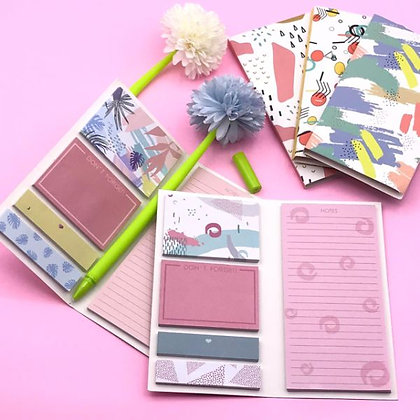 Post It's + Notepad Set - Montserrat