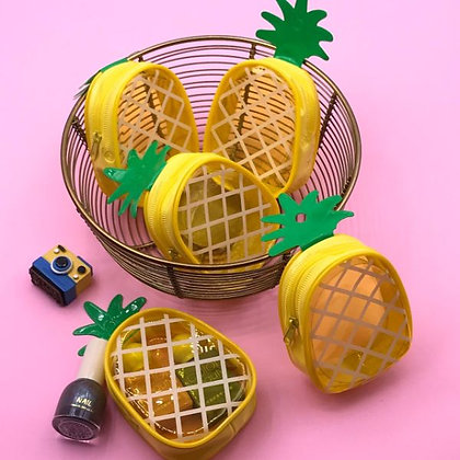 Coin Pouch - Pineapple