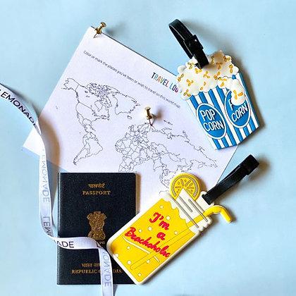 Luggage Tags - I'm a Beacholic