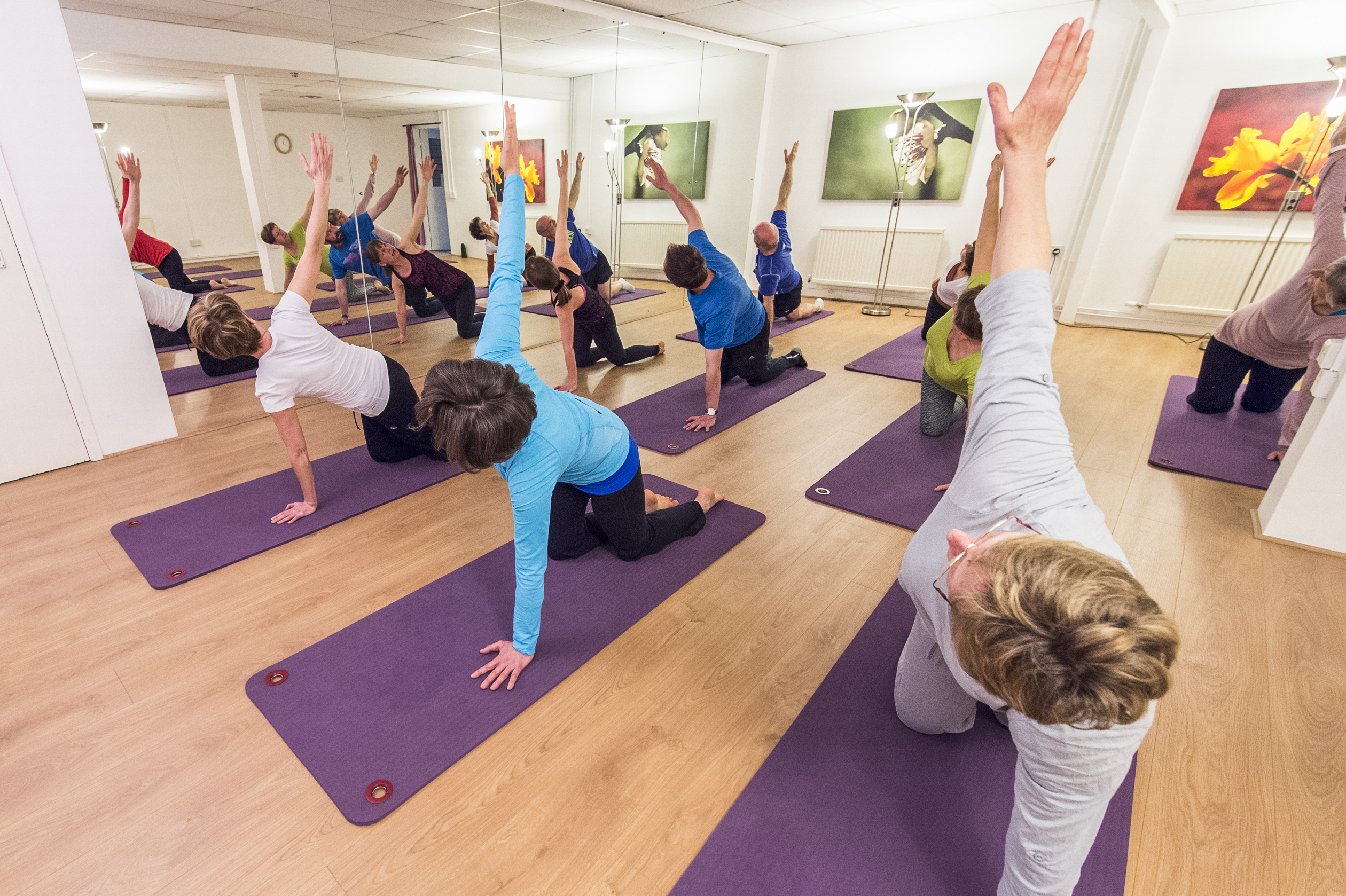 Pilates Cambridge Class