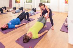 Pilates Cambridge Class