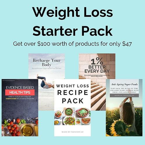 Weight Loss Starter Pack