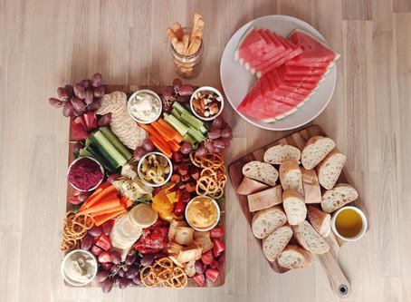 Picture Perfect Vegan Platter