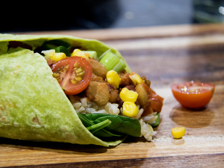 The Only Mexican Bean Burrito Recipe You Will Ever Need