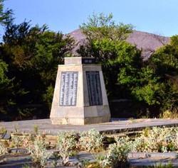 Norvalspont memorial