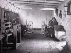 Weaving school at Philippolis