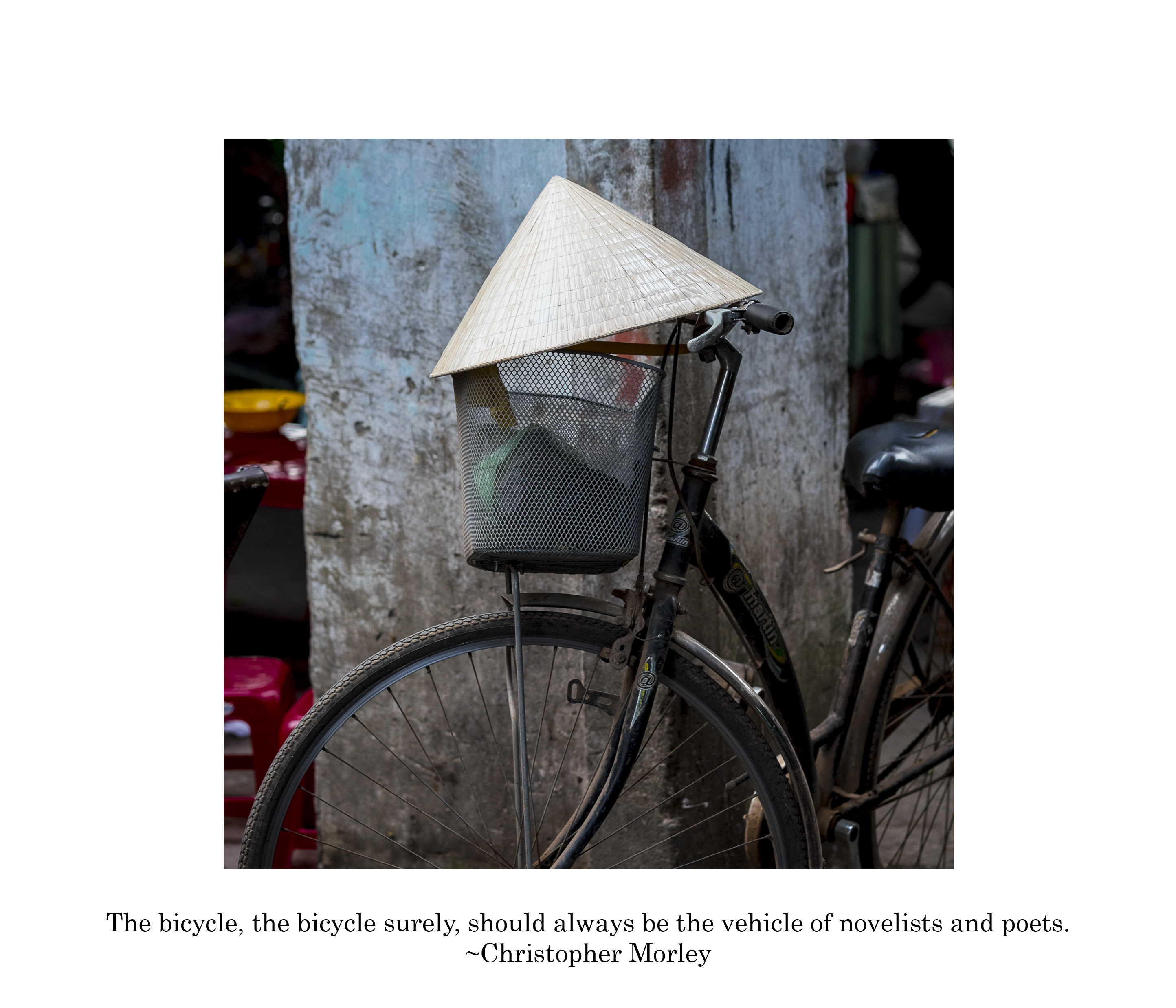 A Love afair with Bicycle Page 1.jpg