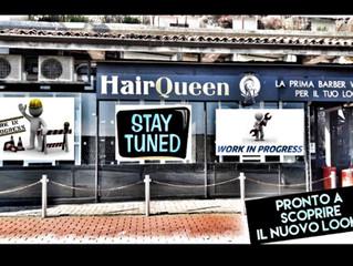 Barber party: tutte le novità di Hair Queen!