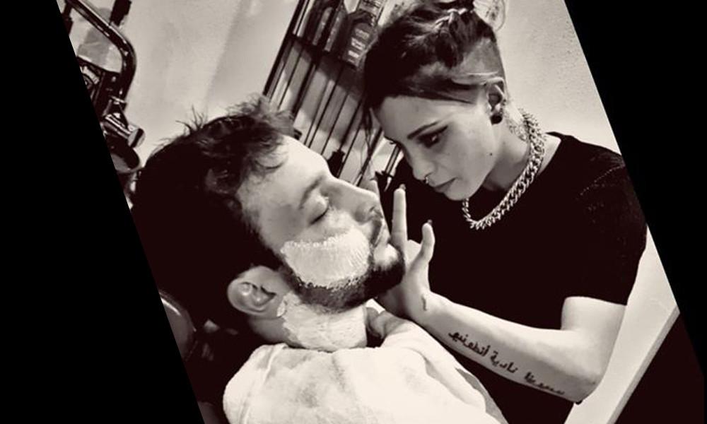 schiuma da barba fatta in casa