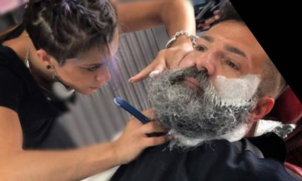 barba bianca o barba sale e pepe