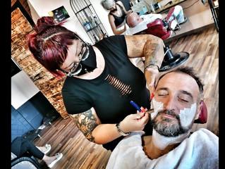 Ti sei mai fatto fare la barba da una donna?
