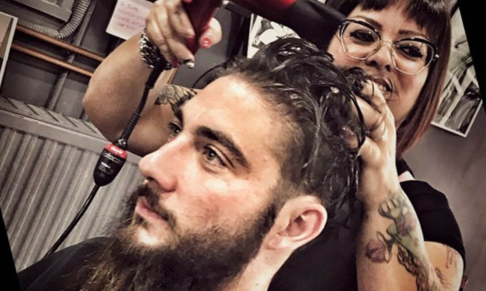 Tagli di capelli per uomini con il viso affusolato
