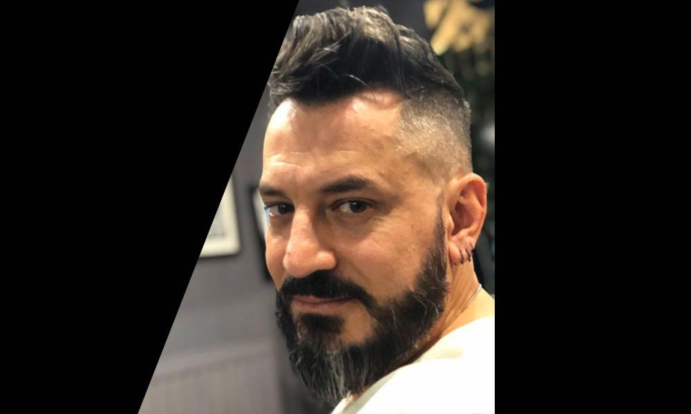 Barba folta e omogenea