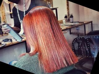 Pumpink Spice Hair: il colore di capelli da sfoggiare ad Halloween!